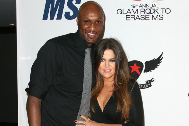 Khloe Kardashian and Lamar Odom Head to NYC Together for Odom's First Public Appearance
