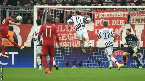 Bayern Munich 4-2 Juventus (agg 6-4) #FCBayernMunich... #FCBayernMunich: Bayern Munich 4-2 Juventus (agg 6-4)… #FCBayernMunich