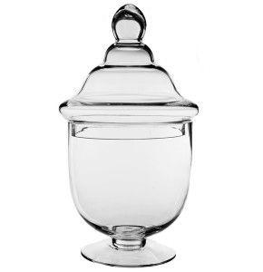 Glass Vases Wholesale|Apothecary Jar|Plant Terrarium Apothecary Jars, Candy Buffet Jars Wholesale