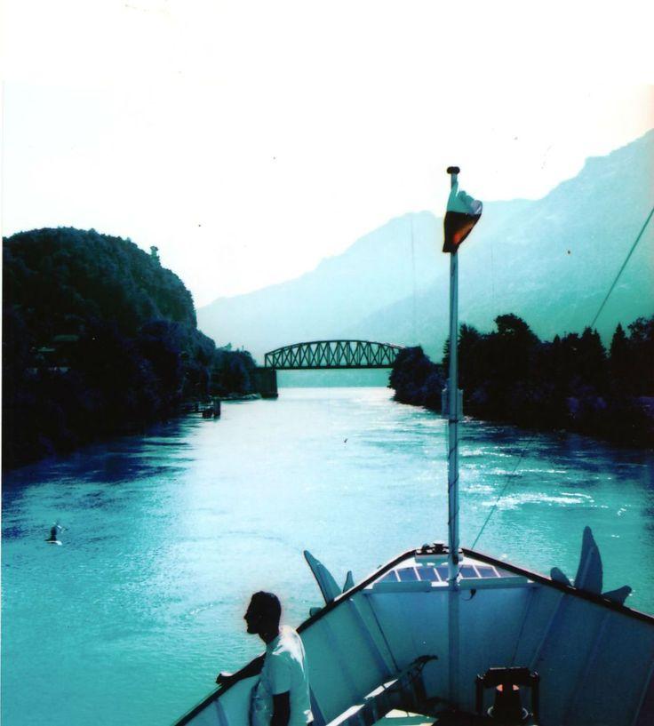 #Switzerland #Schweiz #Lubitel (c) Lomoherz.de Lomochrome Purple