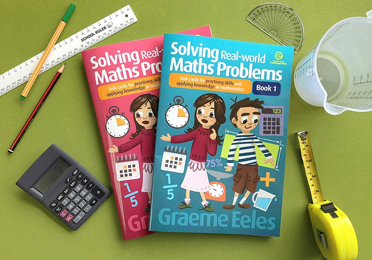 Solving Maths Problems by Graeme Eels