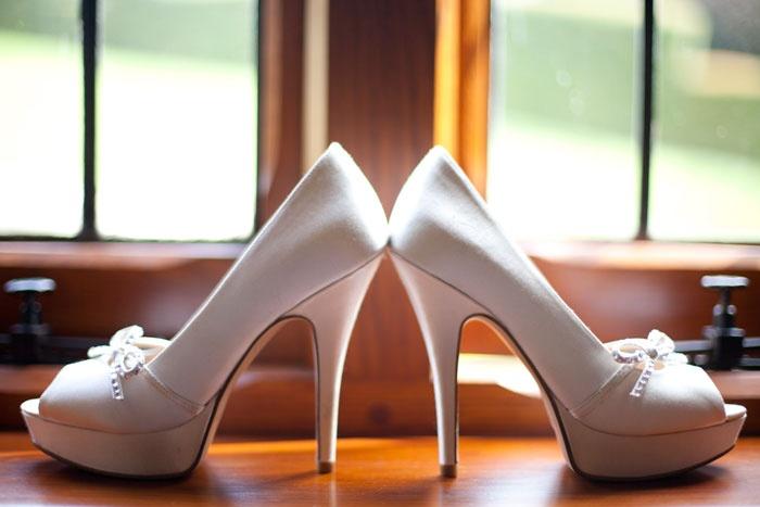 Fanny's shoes