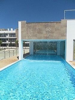 Swimming pool Fuzeta Ria