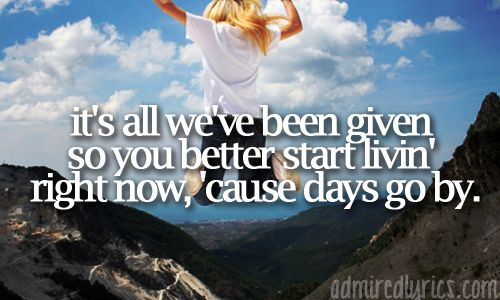 Quotes About Better Days Quotesgram: Keith Urban Lyric Quotes. QuotesGram