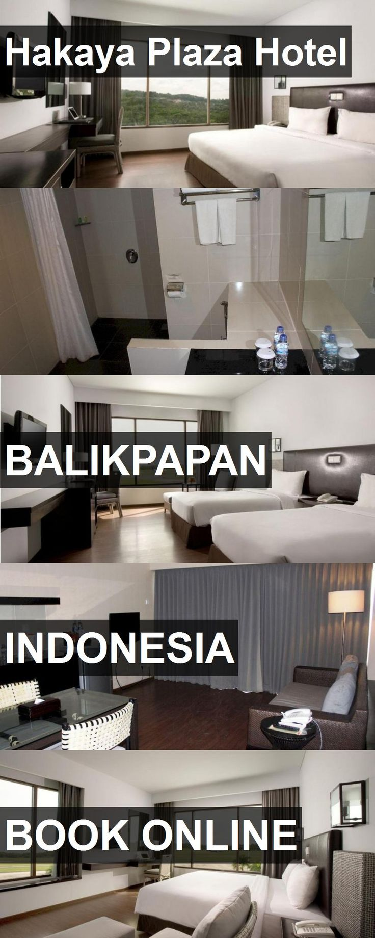 Hotel Hakaya Plaza Hotel in Balikpapan, Indonesia. For more information, photos, reviews and best prices please follow the link. #Indonesia #Balikpapan #HakayaPlazaHotel #hotel #travel #vacation