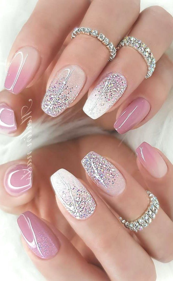 39 Hottest Superior Summer Time Nail Design Concepts For 2019