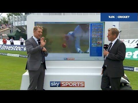 Yasir Shah Bowling Analysis by Shane Warne - (More info on: https://1-W-W.COM/Bowling/yasir-shah-bowling-analysis-by-shane-warne/)