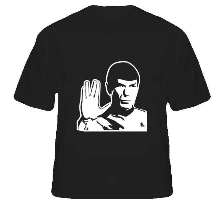 Spock - Live Long and Prosper T Shirt