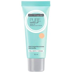 Maybelline Pure Makeup - Base Líquida 30ml