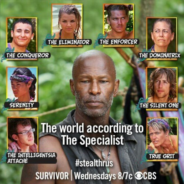 Survivor 2013 Fans vs Favorites  Philip :(, Brenda, Brandon :(, Corinne :), Erik, Andrea :), Malcolm :), Dawn, Cochran, Reynold, Sherri, Eddie
