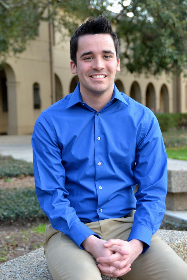 Cai Mailhes: LSU University College for Freshman Year College Council President Candidate