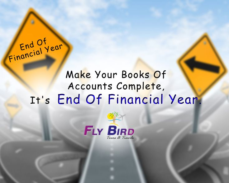 Make Your books of accounts complete, it's end of financial year. #booksOfAccounts #plan #complete #financialYear #flyBird