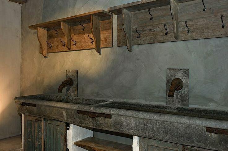 trough sinks