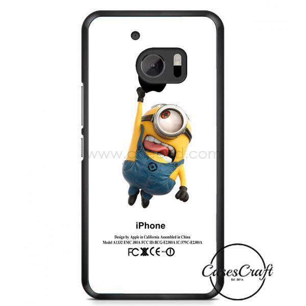 Despicable Me Minion Avenger HTC One M10 Case