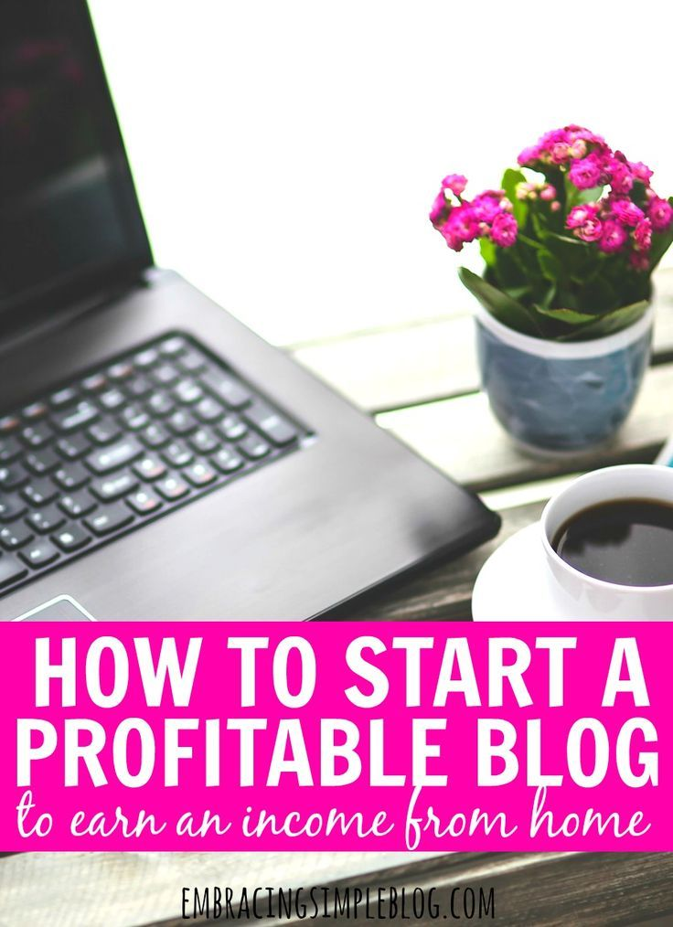 Do you want to start a blog, but have no idea where to begin? This fabulous guide provides step-by-step details on how to start a profitable blog of your own so you can begin earning an income in the comfort of your own home!