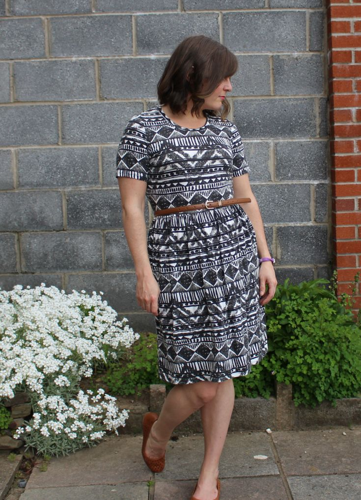 Dixie DIY Ballet dress with a gathered skirt