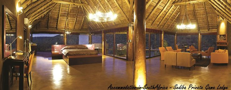 Stunning! Luxury Private Game Lodge.