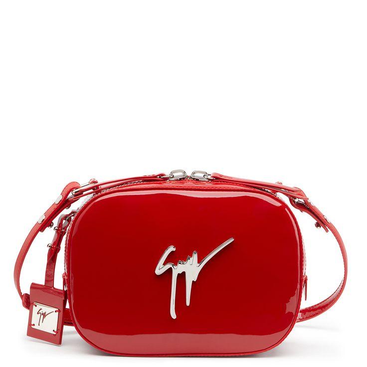 ODETTE - RED - Shoulder Bags - Giuseppe Zanotti