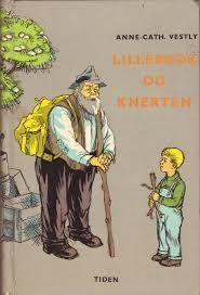 anne cath vestly bøker Knerten og Lillebror