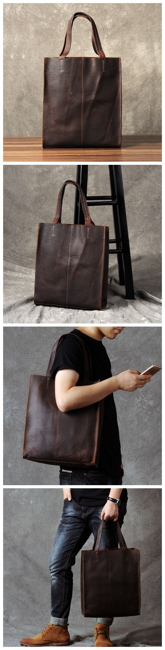 LEATHER DIAPER BAG, LARGE LEATHER TOP HANDLE BAG,LEATHER TOTE,MODERN DIAPER BAG, WOMENS BAG