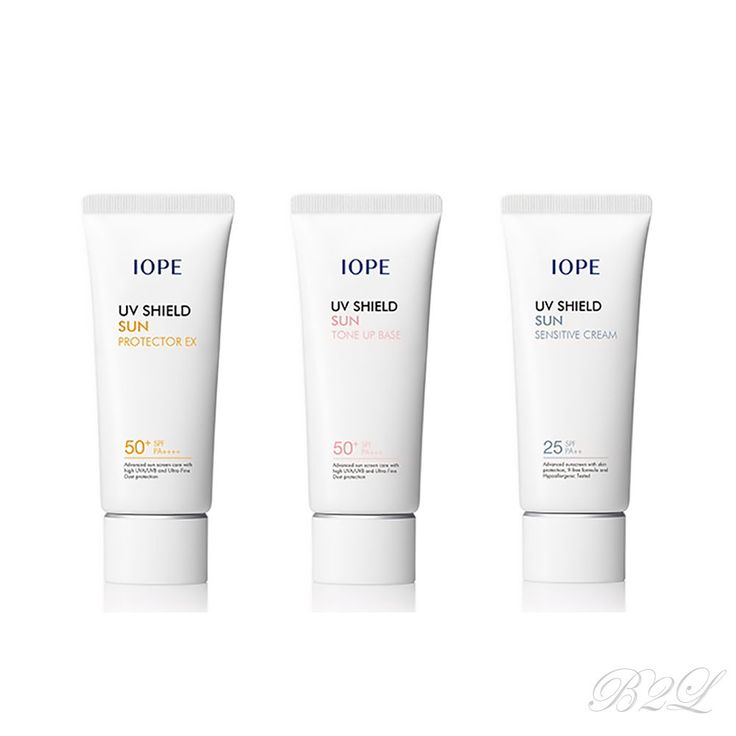 [IOPE] UV Shield Sun line 2017 60ml /Protector EX, Tone Up Base, Sensitive Cream #IOPE