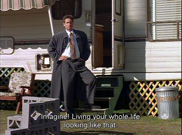 Fox Mulder Quotes | subtitles David Duchovny x files the x-files Fox Mulder ikr