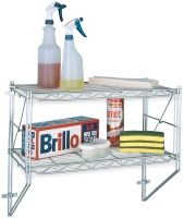"""Metro 12WS32C 38.25"""" Wire Wall Mounted Shelving"""