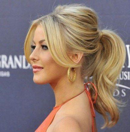 Best wedding hairstyles ponytail julianne hough 65+ Ideas – Hair Ideas