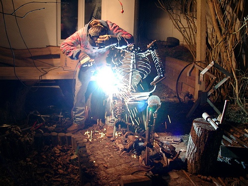 cool welding project