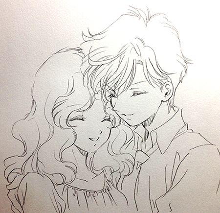 Michiru and Haruka fanart