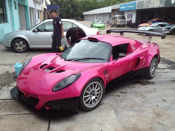 1999 Lotus Elise Elise GT Widebody