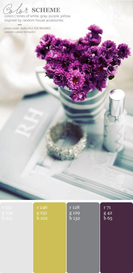 25 best ideas about purple grey on pinterest purple gray bedroom purple grey bedrooms and - Purple and silver color scheme ...