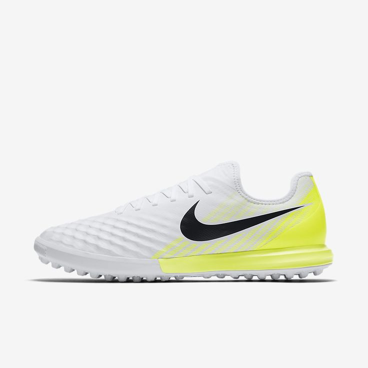 Nike Magistax Finale II Turf Shoes [WHITE] (9.5)