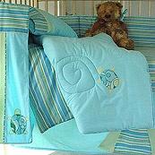 Sea Turtle Crib Bedding Includes Comforter Per Ed Sheet Pillow