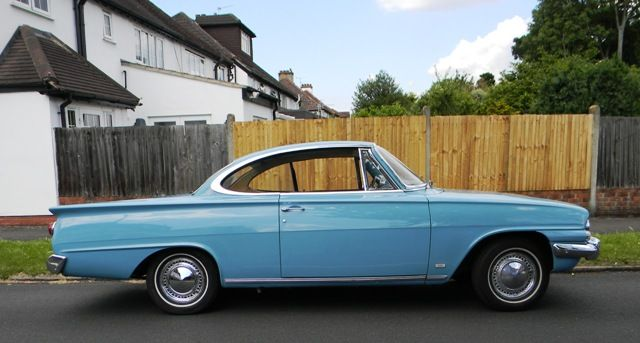 Ford Consul Capri (1961-64) Maintenance/restoration of old/vintage vehicles: the material for new cogs/casters/gears/pads could be cast polyamide which I (Cast polyamide) can produce. My contact: tatjana.alic@windowslive.com