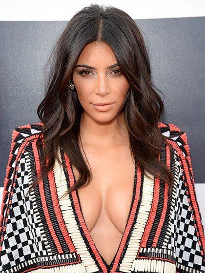 The Hair Evolution of Kim Kardashian: Hair Ideas: allure.com