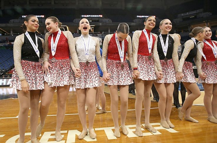 Team Spotlight: Lakeville North Dance Team Takes Home 3rd Place at MN State!