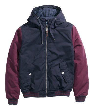 H&M Padded jacket £15