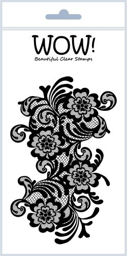 WOW! - Stamp - Lace
