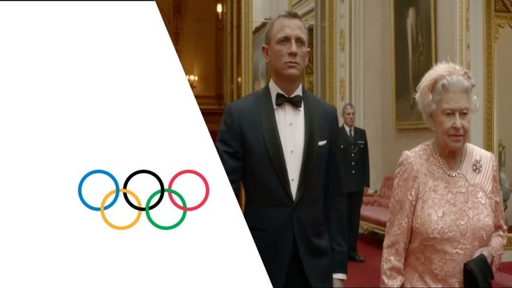 Daniel Craig reprises his role as British secret agent James Bond as he accompanies Her Majesty The Queen to the opening ceremony of the London 2012 Olympic Games.  The Ceremony also featured appearances from Mr. Bean, Monty Python and a re-imagining of the British Industrial Revolution.