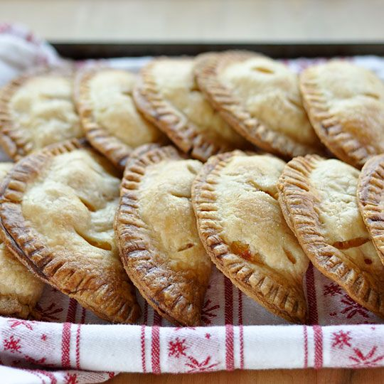 Peach & Ginger Hand Pies