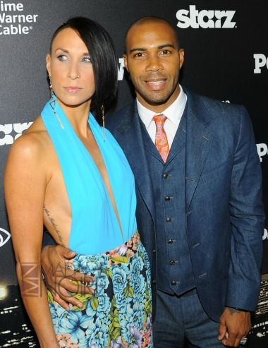 When Internet trolls began to call Omari Hardwick's wife ugly on Twitter, the actor had a few choice words for the e-bullies.