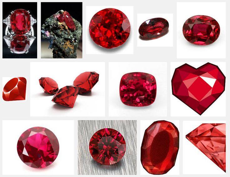 Ruby dan Berlian merupakan batu yang paling padat/keras dibanding batu permata alam yang lain. Ruby memiliki skala kekerasan 9,0 Mohs dan Berlian memiliki kekerasan10,0 skala Mohs.Indeks bias dar...