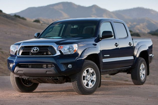 The 2012 Toyota Tacoma in Central Florida - stop by Toyota of Orlando today to test drive this adaptable truck! You can also find an amazing assortment of used trucks in Orlando at our Central Florida dealership - ask about our used car specials!     http://blog.toyotaoforlando.com/2012/08/find-a-great-selection-of-new-and-used-trucks-at-toyota-of-orlando/