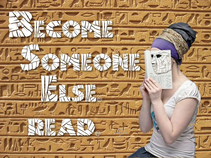 how to become someone else