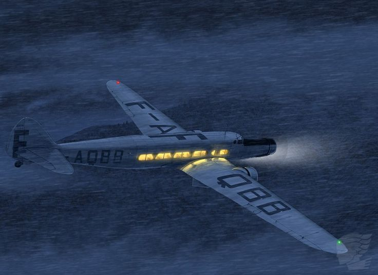 Recent illustration made for a french aviation magazine. Featuring a Dewoitine D338 in bad weather, heading to its fate. More on www.stephanebeilliard.com/site/