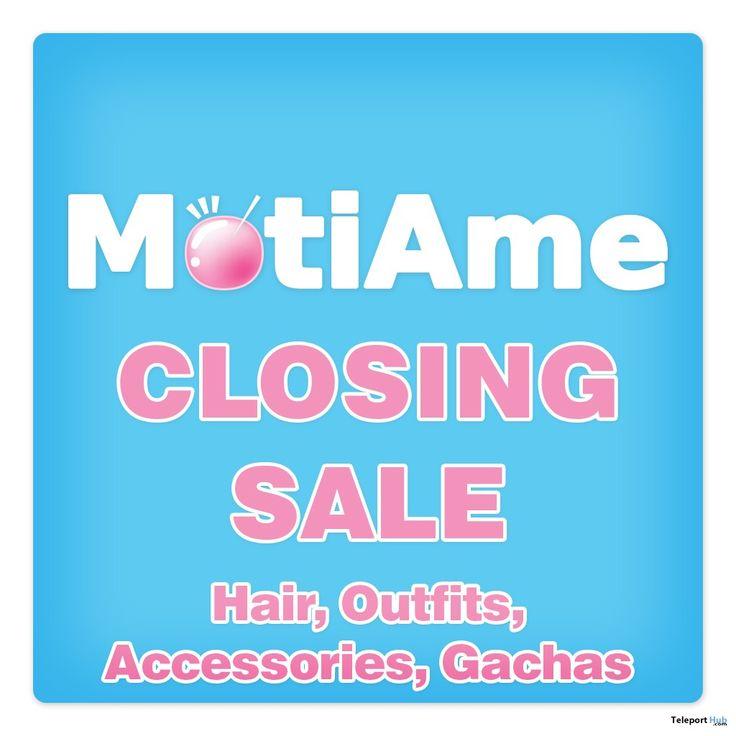 MotiAme & MALO Closing Sale Event