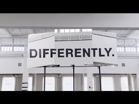 Nice Corporate Video, shows nice effects by shooting objects in different perspective