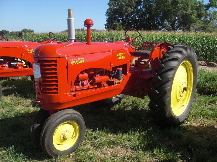 Massey Harris Tractor : Massey harris jr ferguson