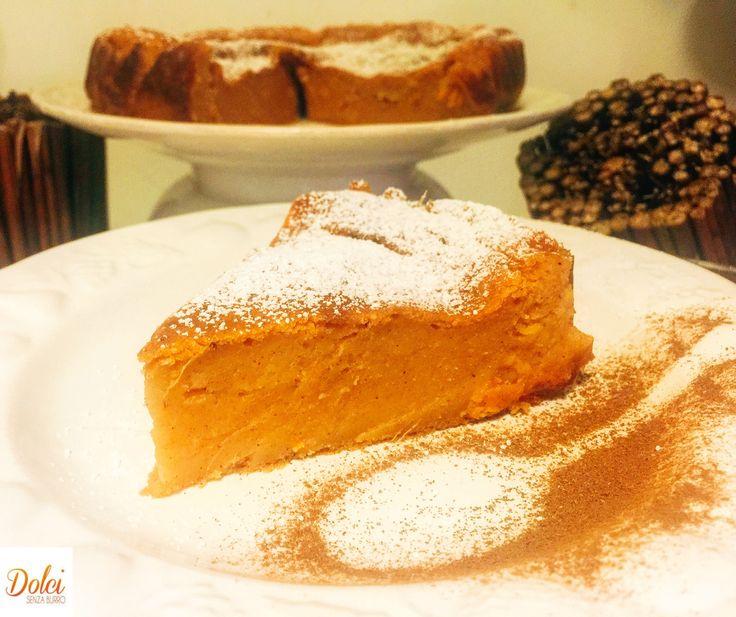 La TORTA DI PATATE DOLCI SENZA BURRO è un dolce dalla consistenza cremosa realizzato con le #patate #americane simile a una #cheesecake Un gusto delicato e avvolgente da provare! #senzaburro e #senzauova adatto anche a intolleranti e #vegani  Ecco la #ricetta del #dolce http://www.dolcisenzaburro.it/recipe-items/torta-di-patate-dolci-senza-burro/ #dolcisenzaburro healthy and light dessert cake sweets